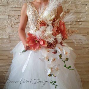 Menyasszonyi örökcsokor